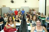Ariranha inicia aulas em sala descentralizada da ETEC na EMEF Dircilia