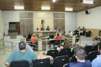 Câmara de Vereadores de Ariranha esteve reunida em Sessão Ordinária