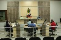 Câmara realizou mais uma Sessão Ordinária nesta terça (6)