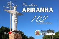 Parabéns Ariranha!