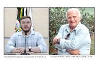 """Vereador Riva homenageia """"José Abdo Sader - Zuza"""" dando seu nome ao  """"Centro de Complementação Educacional"""" (CCE)"""
