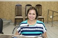 Vereadora Marlene protocola requerimento para que se melhore a qualidade da transmissão dos sinais digitais das emissoras de TVs