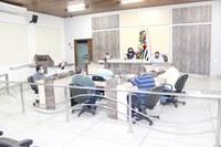 Vereadores de Ariranha realizam a 13ª Sessão Ordinária do ano