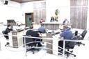 Vereadores da Câmara Municipal de Ariranha se reuniram nessa terça-feira (02)