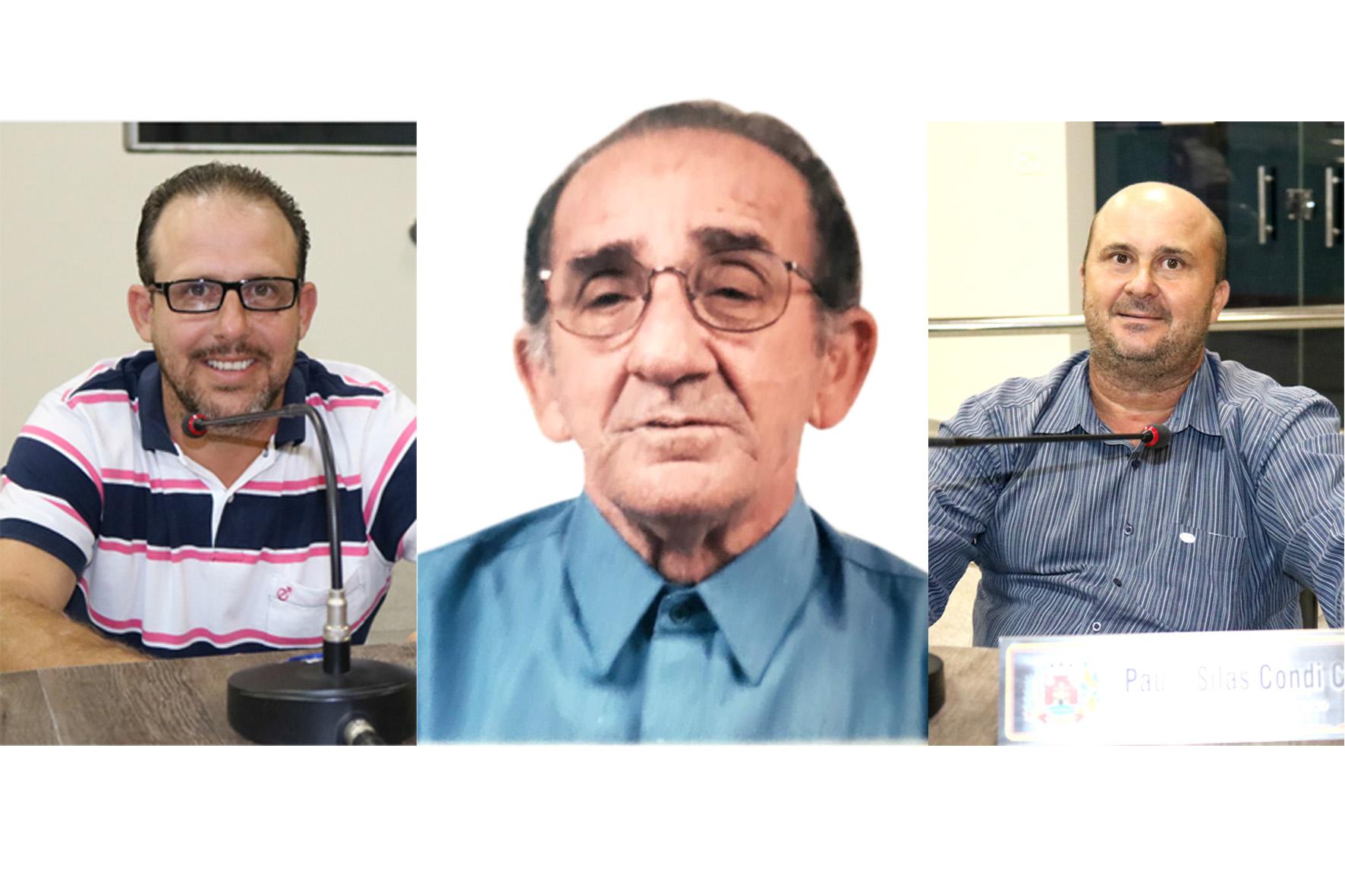 """Vereadores Tony e Corazinho homenageiam """"Luiz Ayusso"""" dando seu nome ao """"Museu Municipal"""""""
